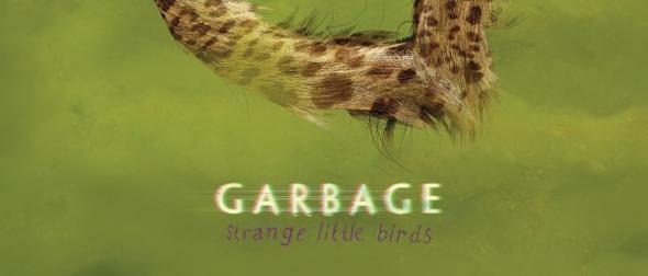 garbage slide - Garbage - Strange Little Birds (Album Review)