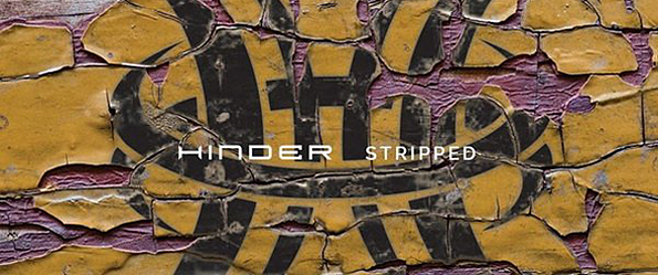 hinder slide ep - Hinder - Stripped (Album Review)