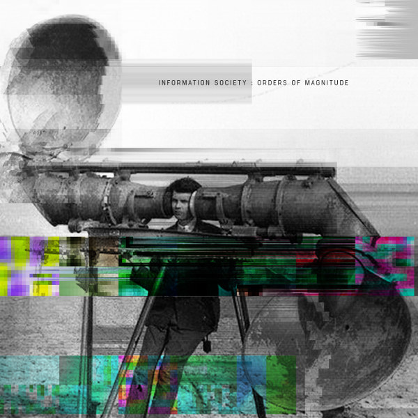 information society album cover - Interview - Kurt Harland Larson of Information Society