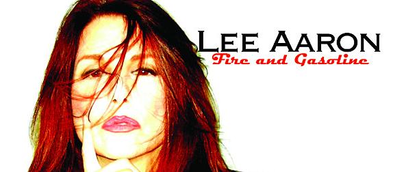 lee aaron slide - Lee Aaron - Fire and Gasoline (Album Review)
