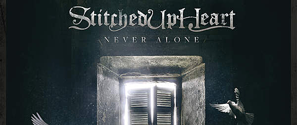 never alone slide - Stitched Up Heart - Never Alone (Album Review)