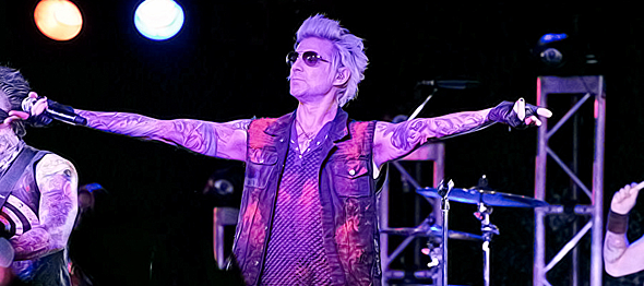 sixx am nj slide - SIXX:A.M. Sensational At Starland Ballroom Sayreville, NJ 5-24-16
