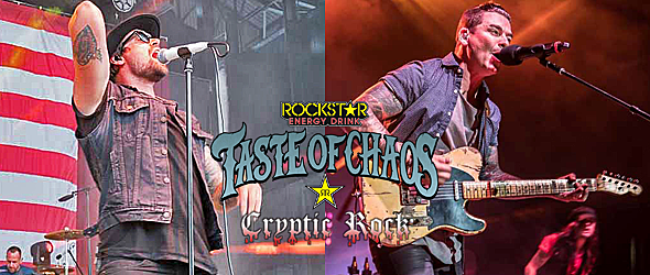 taste of chaos 2016 slide - Taste of Chaos Rolls Into Jones Beach, NY 6-18-16