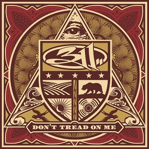 311 Dont Tread on Me - Interview - P-Nut of 311