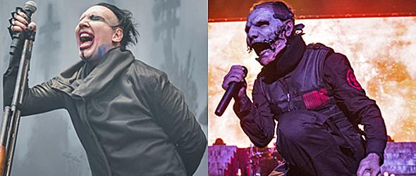 manson slipknot slide - Slipknot & Marilyn Manson Crush Nikon at Jones Beach Theater Wantagh, NY 7-6-16 w/ Of Mice & Men