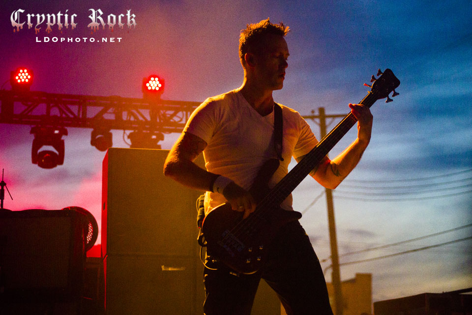 p nut interview 4 - Interview - P-Nut of 311