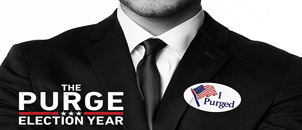 purge election slide - The Purge: Election Year (Movie Review)