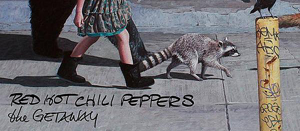 red hot chili peppers slide - Red Hot Chili Peppers - The Getaway (Album Review)
