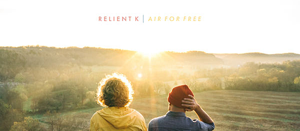 reilent k promo - Relient K - Air For Free (Album Review)