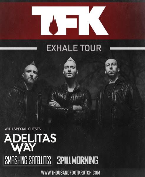 thousand exhale tour