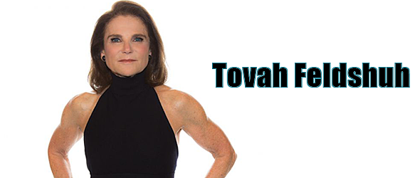 tovah slide - Interview - Tovah Feldshuh of The Walking Dead