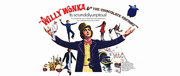willy wonka slide 2 - Willy Wonka & The Chocolate Factory - A World Of Pure Imagination 45 Years Later