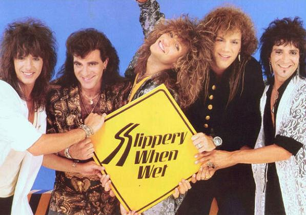 SWW Band - Slippery When Wet - Bon Jovi's Breakthrough Album After Thirty Years
