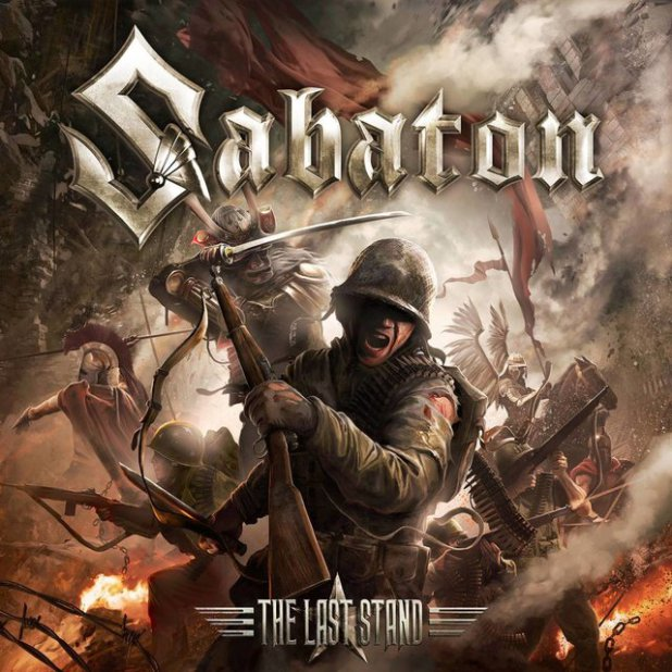 Sabaton The Last Stand - Interview - Joakim Brodén of Sabaton Talks The Last Stand