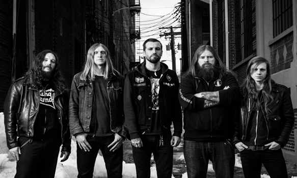 Skeletonwitch Credit JoshSisk BWUSE1 - Skeletonwitch - The Apothic Gloom (Album Review)