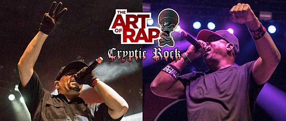 art of rap slide - The Art of Rap Arrives in Coney Island, NY 7-29-16