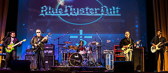 Blue Oyster Cult Long Island August