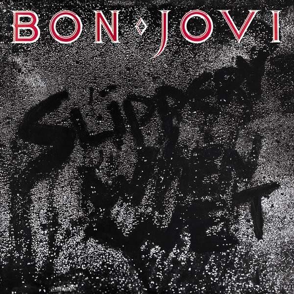 bon jovi album civer - Slippery When Wet - Bon Jovi's Breakthrough Album After Thirty Years