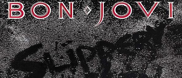 bon jovi slippery slide - Slippery When Wet - Bon Jovi's Breakthrough Album After Thirty Years