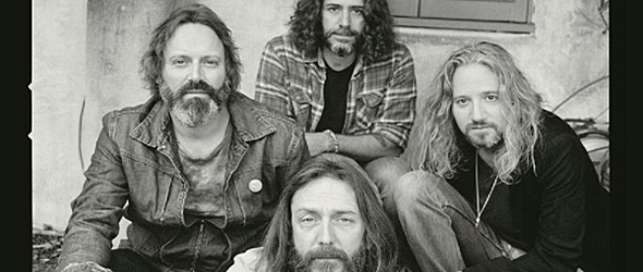 chris robinson slide - The Chris Robinson Brotherhood - Anyway You Love, We Know How You Feel (Album Review)