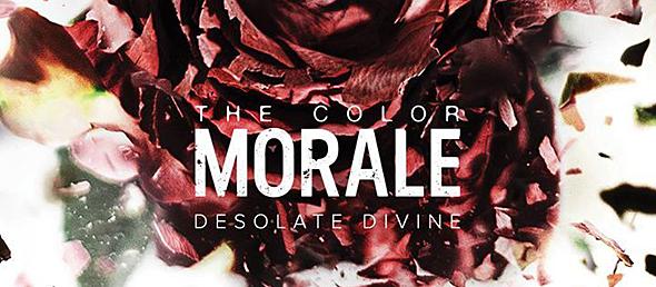 color morale slide - The Color Morale - Desolate Divine (Album Review)
