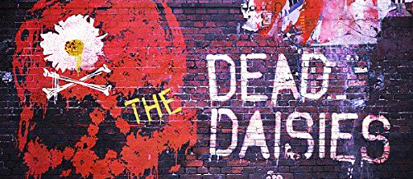 dead daises slide - The Dead Daisies - Make Some Noise (Album Review)