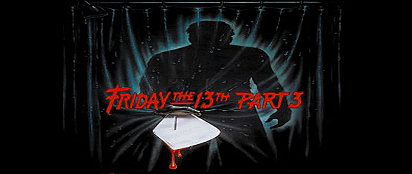 friday the 13th 3 big slide - This Week In Horror Movie History - Friday the 13th Part III (1982)