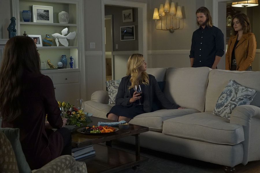 """Pretty Little Liars """"Original G'A'ngsters""""(Freeform/Byron Cohen)"""