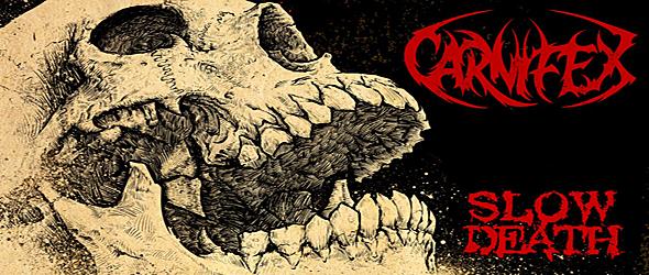 slow death slide - Carnifex - Slow Death (Album Review)