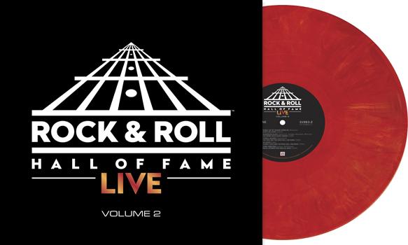 31983-Z Rock and Roll Hall of Fame Vol 2 Jacket Orange-1