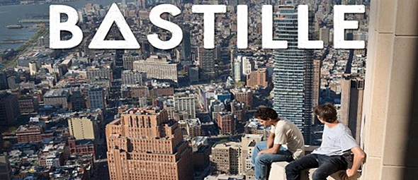 bastille wild world slide - Bastille - Wild World (Album Review)