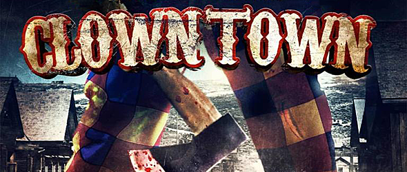 clowntown slide - ClownTown (Movie Review)