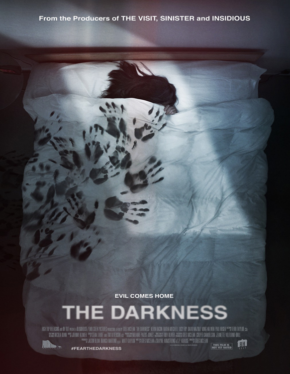 darkness poster - Interview - Filmmaker Greg McLean