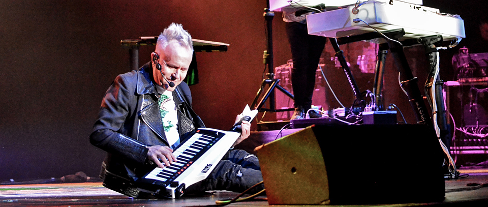 howard jones slide 2016 edited - Howard Jones Turns Back The Clock At The Paramount Huntington, NY 9-2-16