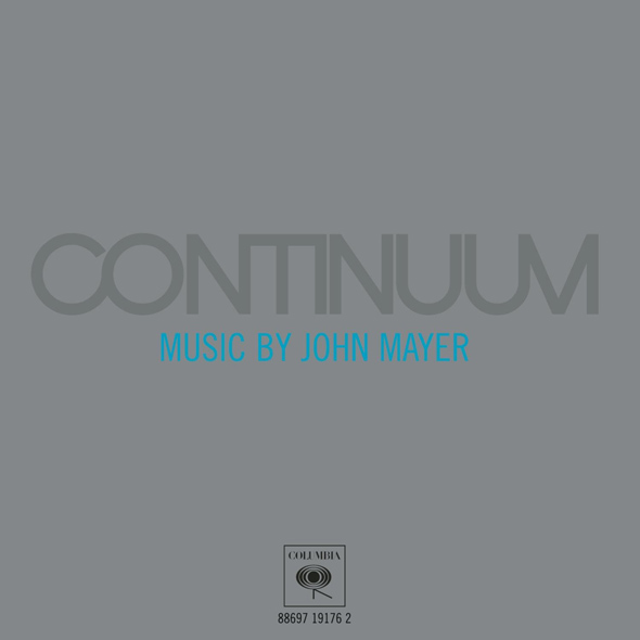 john mayer - John Mayer - Continuum After Ten Years