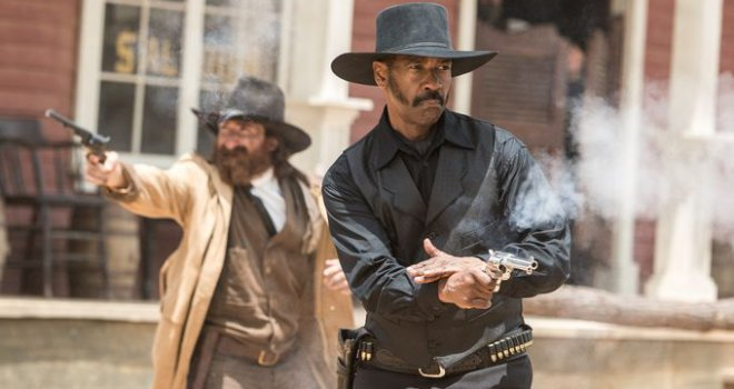 magnificent seven 2 - The Magnificent Seven (Movie Review)