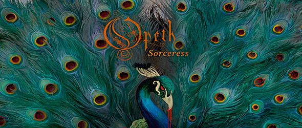 opeth 2016 slide - Opeth - Sorceress (Album Review)
