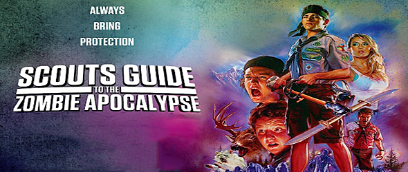scouts slide - Scouts Guide to the Zombie Apocalypse (Movie Review)