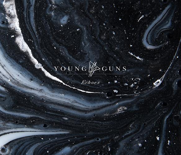youngguns echoesart - Young Guns - Echoes (Album Review)