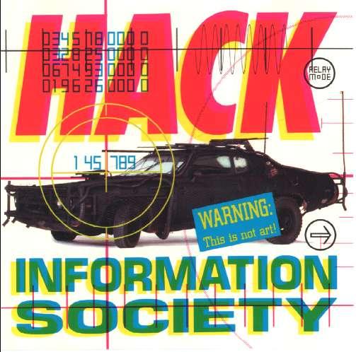 Hack InSoc cover - Interview - Kurt Harland Larson of Information Society