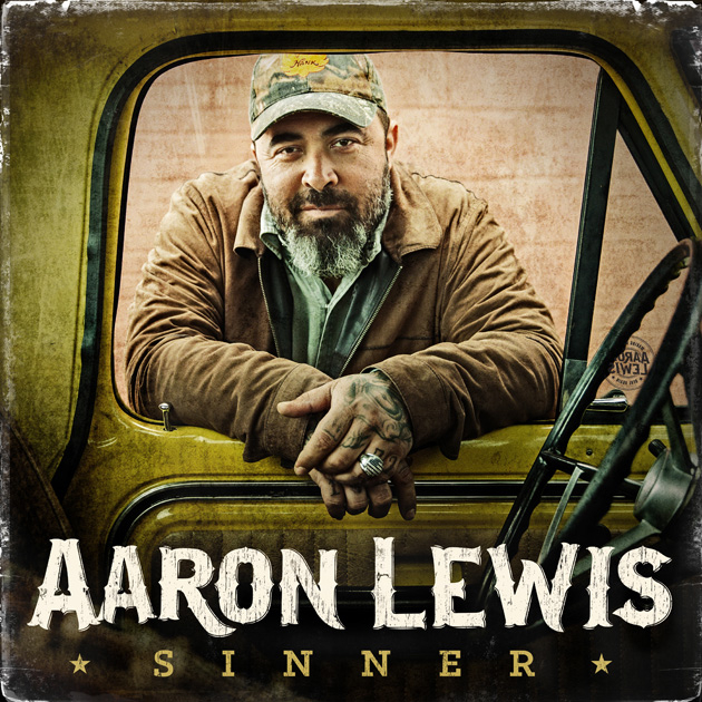 aaron lewis album - Aaron Lewis - Sinner (Album Review)