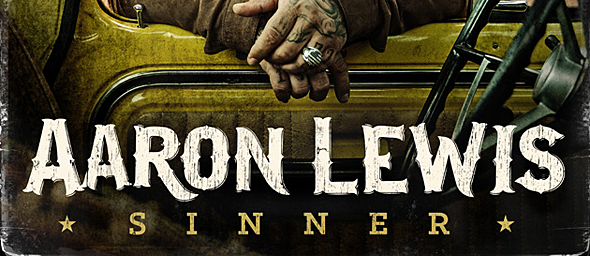 aaron lewis slide - Aaron Lewis - Sinner (Album Review)
