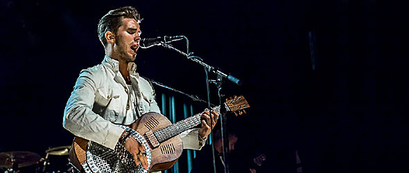 kaleo slide 2016 - Kaleo Sell Out Second Straight Night At Irving Plaza, NYC 10-7-16