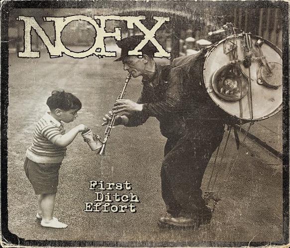 nofx album