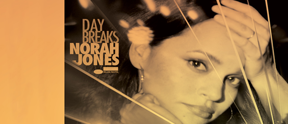 norah slide - Norah Jones - Day Breaks (Album Review)