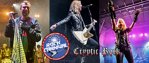 rock carnival day 3 - The Rock Carnival Closes Out With A Bang Lakewood, NJ 10-2-16