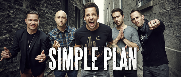 simple plan interview slide - Interview - Jeff Stinco of Simple Plan