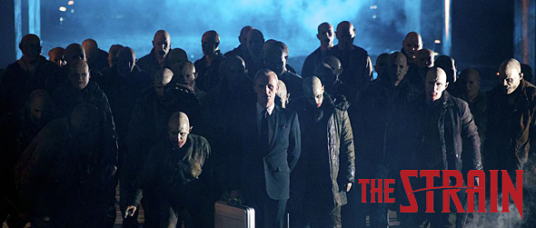the strain white slide - The Strain - White Light (Season 3/ Episode 8 Review)