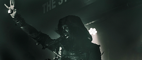 wednesday 13 slide live - Wednesday 13 Terrifies Webster Hall, NYC 9-27-16 w/ One-Eyed Doll