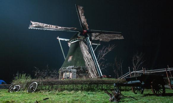 windmill 1 - Interview - Nick Jongerius